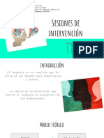 Presentación Intervencion II