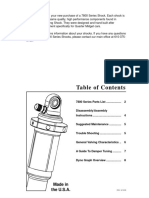 Penske 7800 Technical Manual
