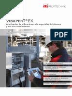 Vibxpert Ex 2-Page-flyer Vib 9-824 22-04-14 Es