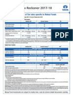 Tax Reckoner 2017-18