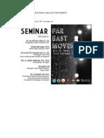 Design Poster Dan Spanduk Far East Movement