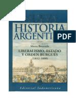 Nueva Historia Argentina Tomo IV