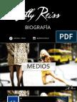 Biografía Lilly Reiss - Oficial (2017)