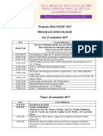 Program INSMC2017