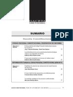 SUMARIO-Gaceta-Constitucional - Octubre118 by Gaceta Jurídica on Scribd