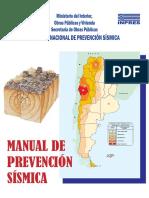 Manual de Prevencion Sismica