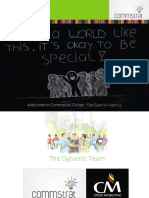 Commstrat Associates Profile