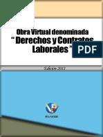 Derechos y Contratos Laborales - 2011