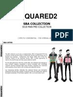 ss18 pre collection - sba man