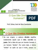 Apresentação - Direitos Humanos