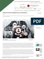 De Novo and de Alio Innovative Forms in the Vuca World (Business World)