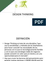 Design Thinking Curso Octubre 2012