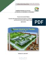 Parque Industrial 6 Estudio Parte 1