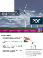 WIND ENERGY Scenario in INDIA -2017-2018.pptx