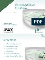 Módulo Adicional 3.3 Sistemas de Telegestión en Alumbrado Público.