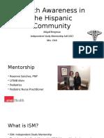health awareness in the hispanic community  5