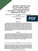Dialnet-ComportamientoExpresivoQueAntecedeALaSonrisaSocial-2904020