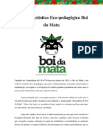 Release Boi Da Mata Atualizado 2017.1