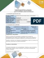 Guía de Actividades y Rúbrica de Evaluación - Paso 1 - Reconocimiento