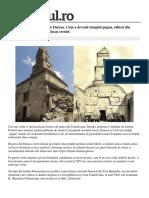Secretele Bisericii Medievale Densuş