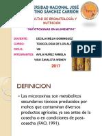 Expo de Toxico Micotoxinas