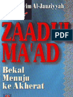 Bekal Perjalanan ke Akhirat (Zaadul Ma'ad).pdf
