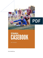 USQ Casebook 2017-18 Season