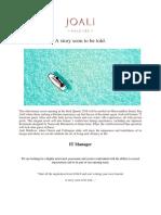 IT Manager Job Ad - Job Maldives.