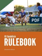 USQ Rulebook 11