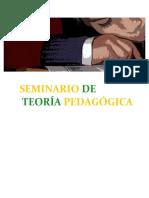ANTOLOGÍA-PEDAGOGÍA