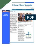 El Djazair Alumni Newsletter_August 2010