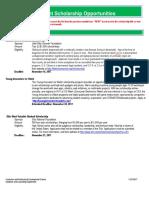 student scholarship information 11-01-17