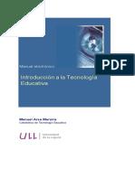 Introduccion a La Tecnologia Educativa(2)