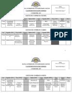 Calendario de Exames Normal 2017 Sem. 2 Nov06 - Copy