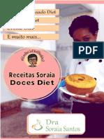 Receitas Diet- Nutricionista Soraia Diet
