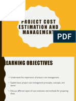 Project Cost Estimation and Management_extraknowledge