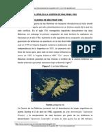 La Artilleria de Campaña en La Guerra de Las Malvinas