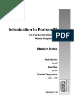 Intro f90 Notes