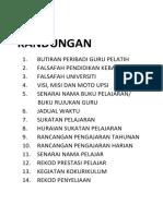 RPH book