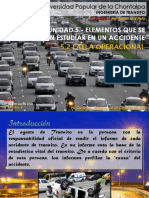 Accidentes de Transito - Falla Operacional