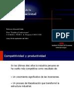Sector Industria en El Perú