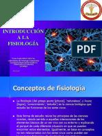 1 FISIOLOGÍA - CELULA