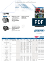 Horton Peterbilt Application Guide