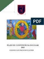 Home-Plan de Convivencia Escolar_Plan de Convivencia Escolar 2014
