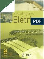 Livro Instalações Eletricas - 15 ed. - Helio Creder