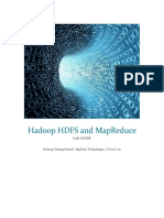 Lab 1 - Hadoop HDFS and MapReduce (1)