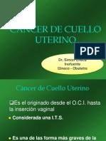 Cancer de Cuello Uterino[2]