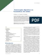 Hemorragias Digestivas No Traumaticas Adulto