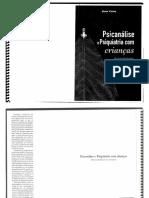 Oscar Cirino - Psicanálise e Psiquiatria Com Crianças