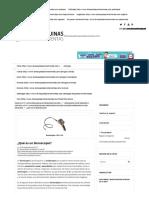 Boroscopio - Tipos y Usos _ de Máquinas y Herramientas
